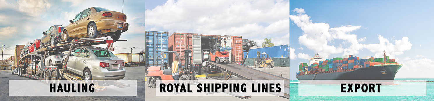 Iaai Houston North >> Royal Shipping Lines Licensed Nvocc Fmc And Freight Forwarder